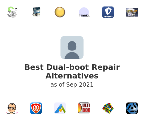 Best Dual-boot Repair Alternatives