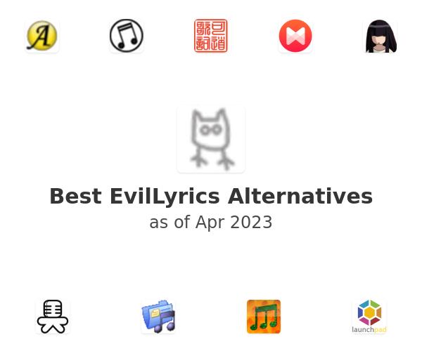 Best EvilLyrics Alternatives