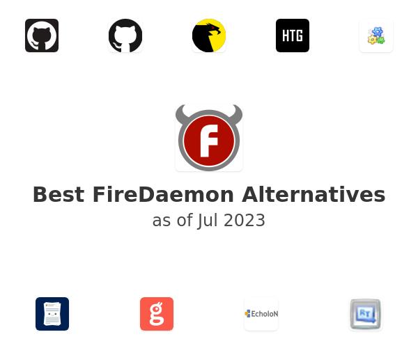 Best FireDaemon Alternatives