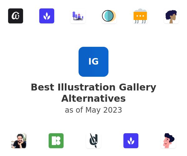 Best Illustration Gallery Alternatives