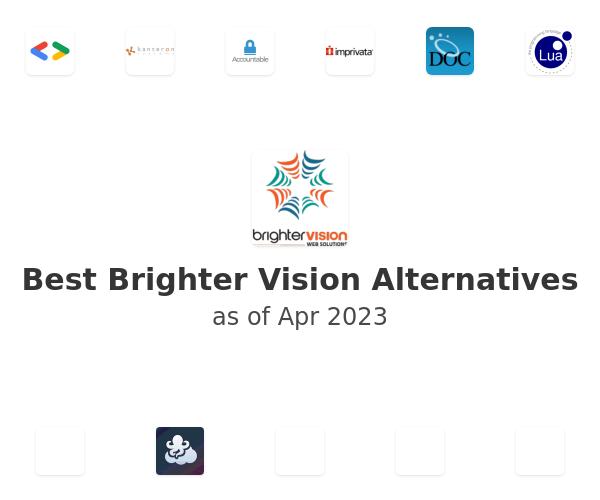 Best Brighter Vision Alternatives