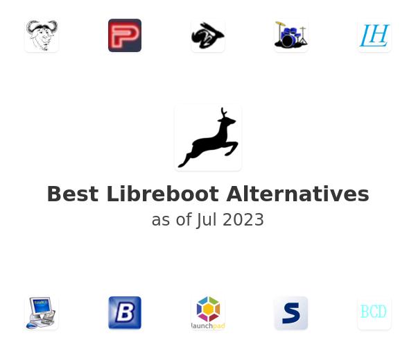 Best Libreboot Alternatives