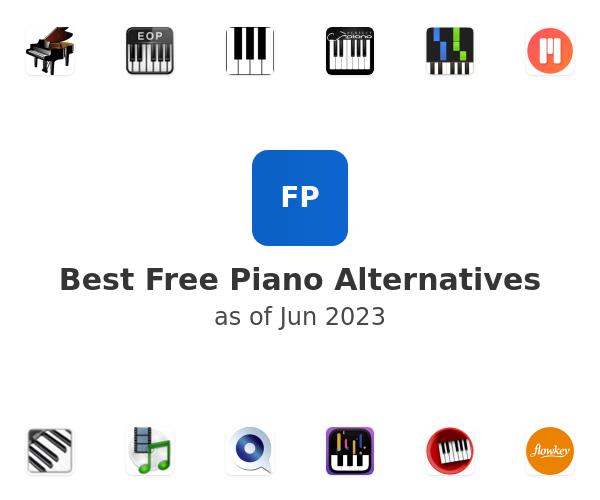 Best Free Piano Alternatives