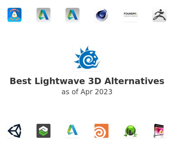 Best LightWave Alternatives