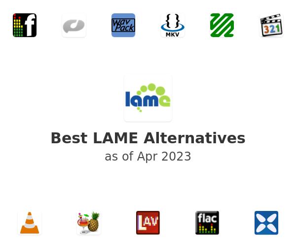 Best LAME Alternatives