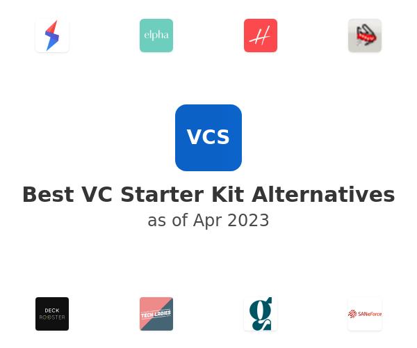 Best VC Starter Kit Alternatives