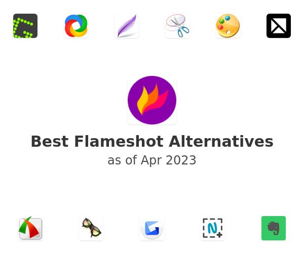 Best Flameshot Alternatives