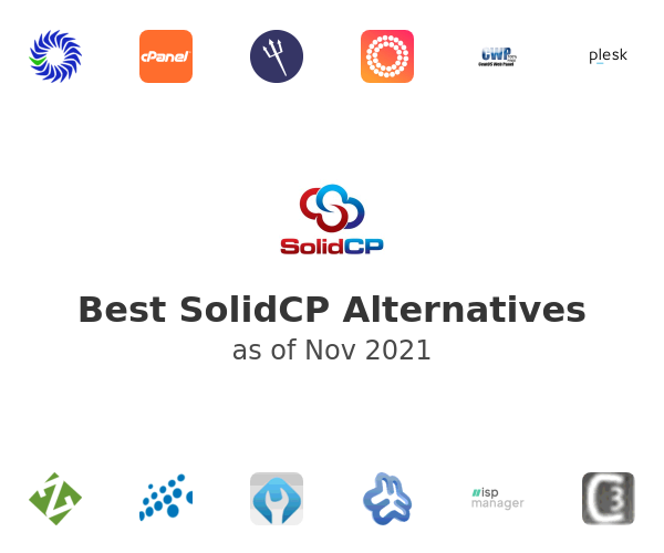 Best SolidCP Alternatives