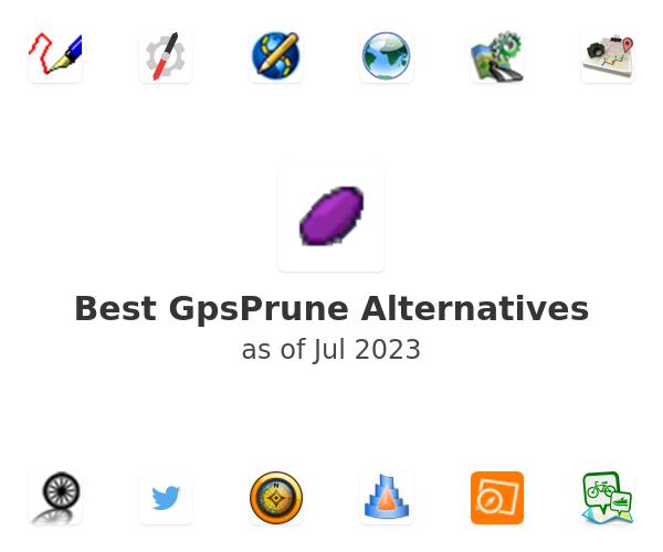 Best GpsPrune Alternatives