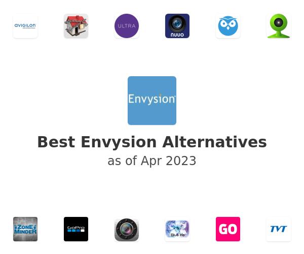 Best Envysion Alternatives