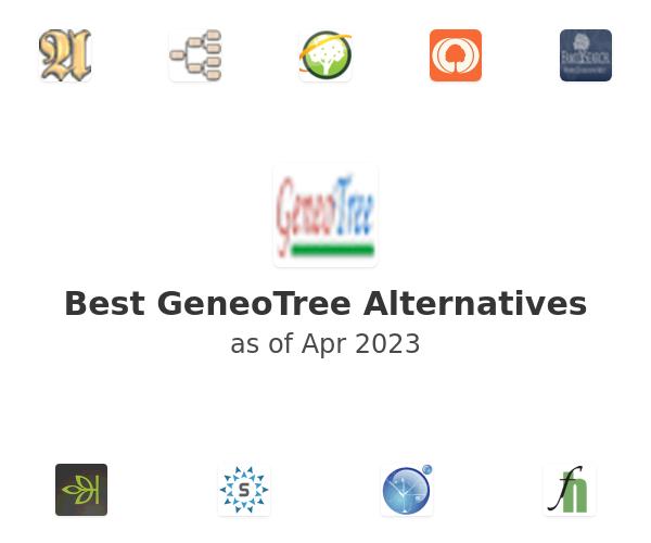 Best GeneoTree Alternatives