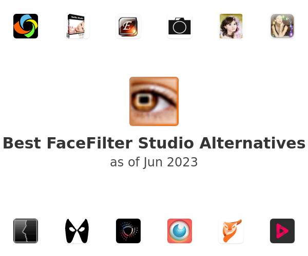 Best FaceFilter Studio Alternatives
