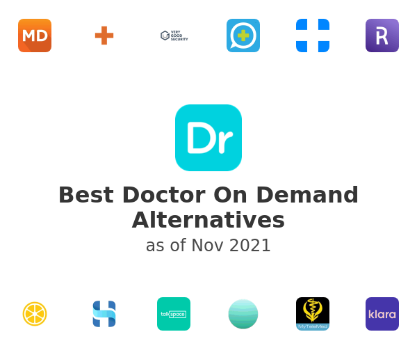 Best Doctor On Demand Alternatives