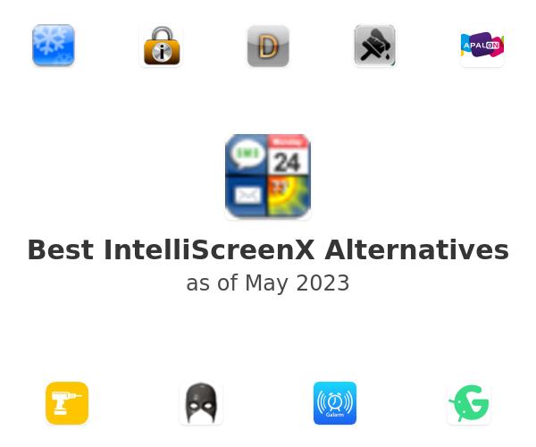 Best IntelliScreenX Alternatives