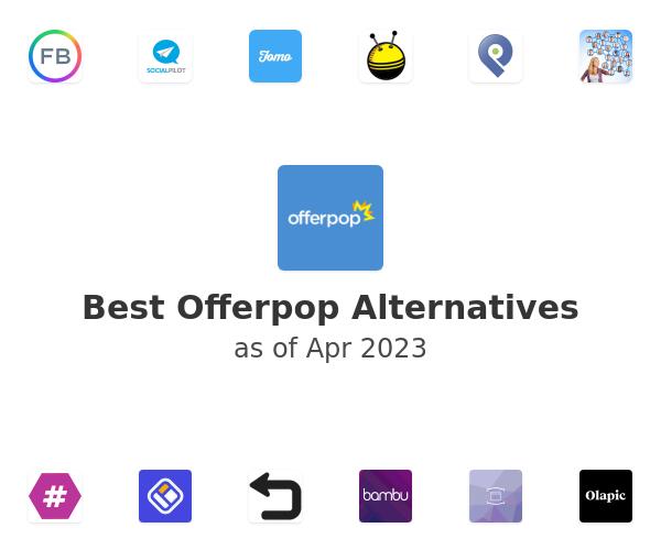 Best Offerpop Alternatives
