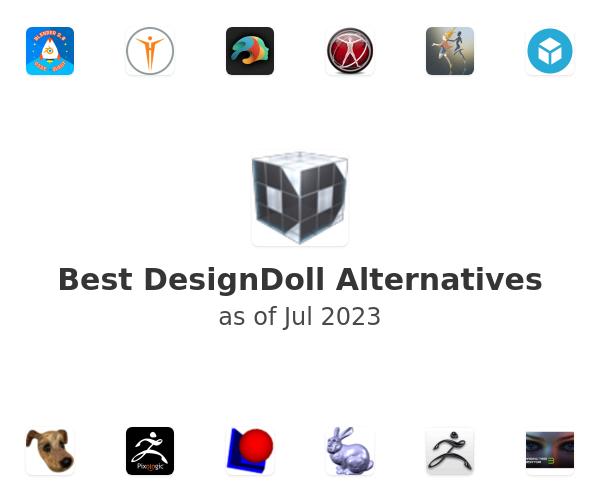 Best DesignDoll Alternatives