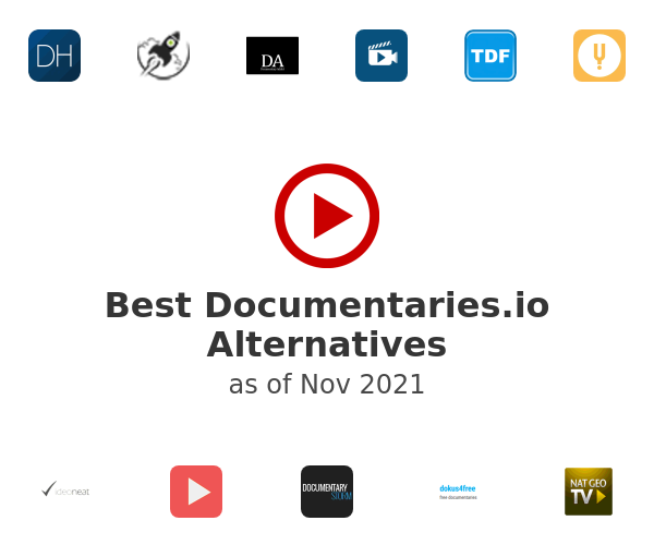 Best Documentaries.io Alternatives