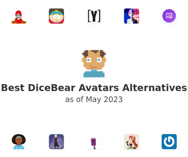 Best DiceBear Avatars Alternatives