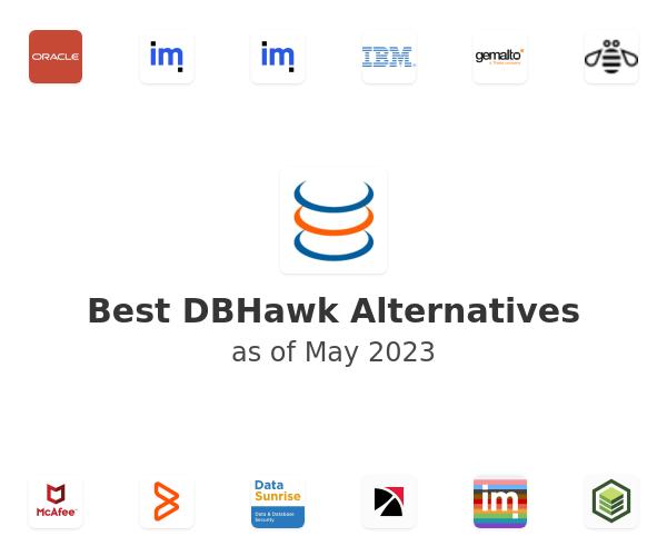 Best DBHawk Alternatives