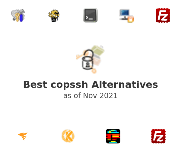 Best copssh Alternatives
