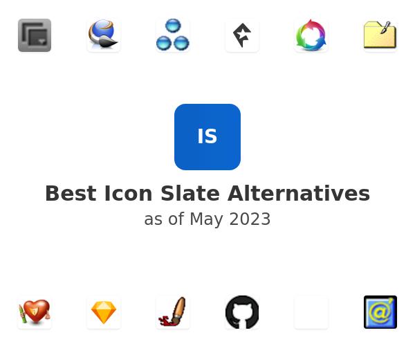 Best Icon Slate Alternatives