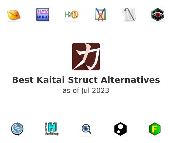 Best Kaitai Struct Alternatives