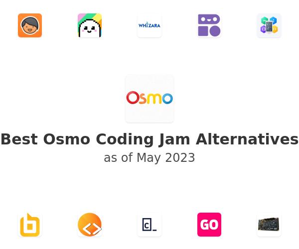 Best Osmo Coding Jam Alternatives