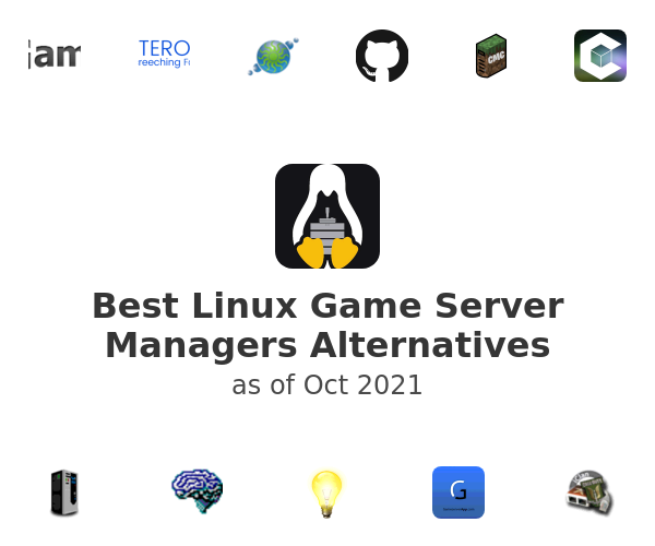 Best Linux Game Server Managers Alternatives