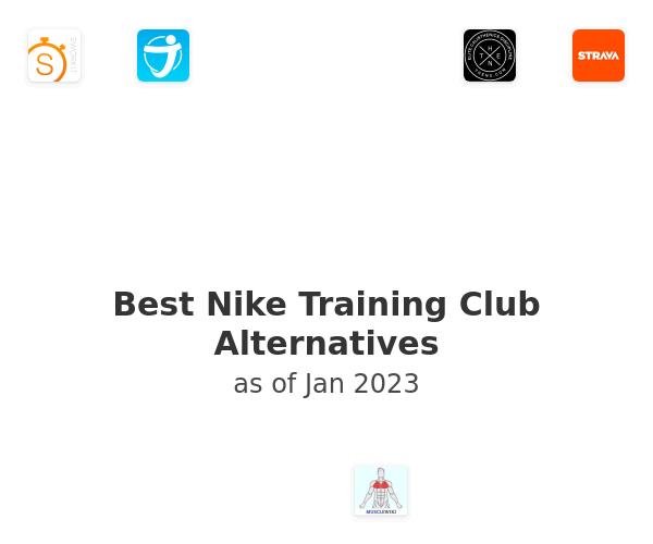 Best Nike Training Club Alternatives