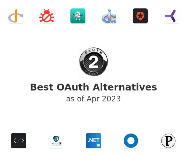 Best OAuth Alternatives