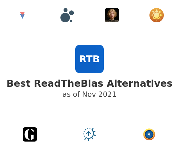 Best ReadTheBias Alternatives