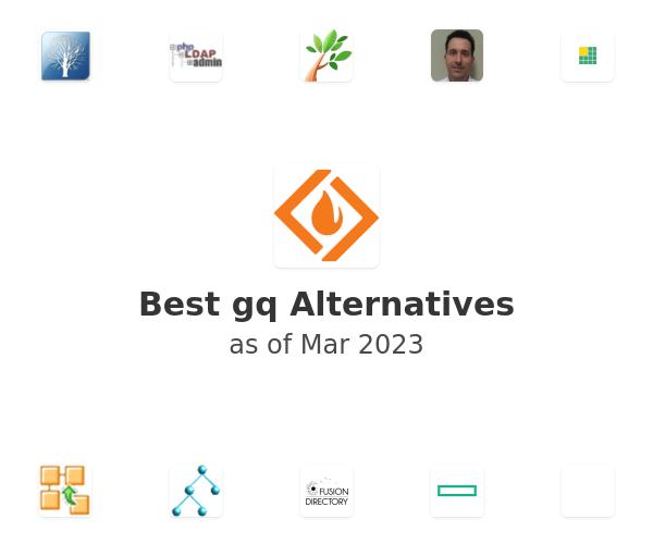 Best gq Alternatives