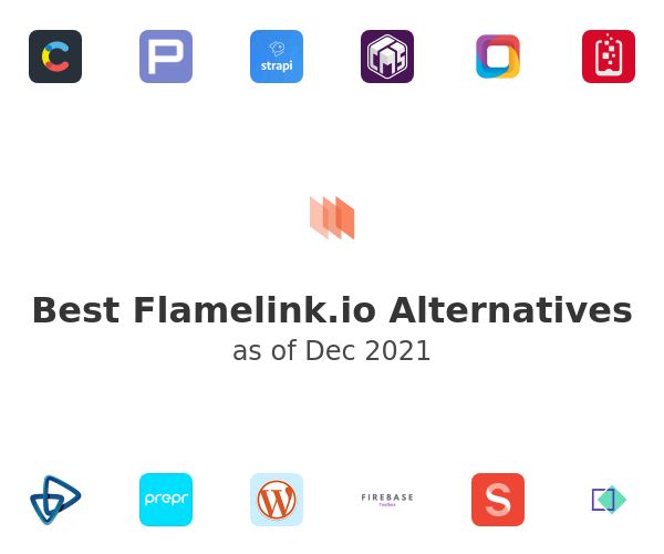 Best Flamelink.io Alternatives