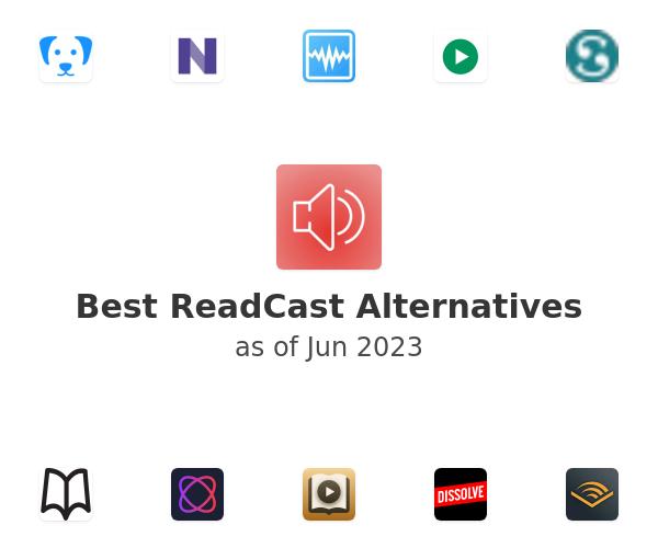 Best ReadCast Alternatives