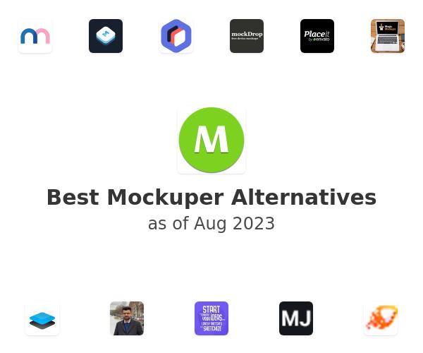 Best Mockuper Alternatives