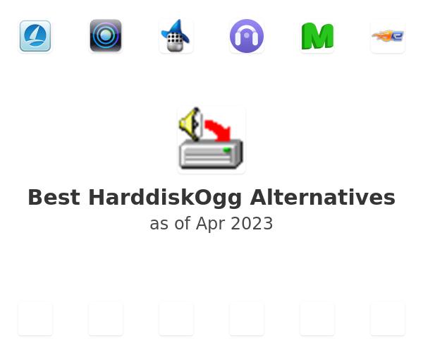 Best HarddiskOgg Alternatives