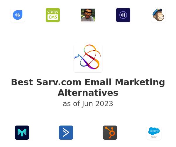 Best Sarv.com Email Marketing Alternatives