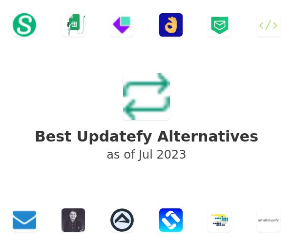 Best Updatefy Alternatives