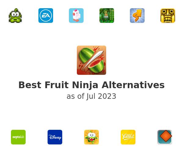 Best Fruit Ninja Alternatives