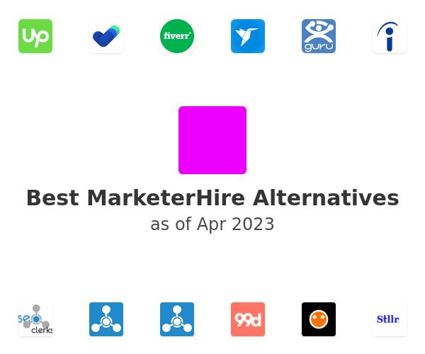 Best MarketerHire Alternatives