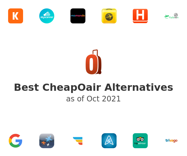 Best CheapOair Alternatives