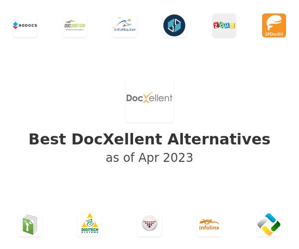 Best DocXellent Alternatives