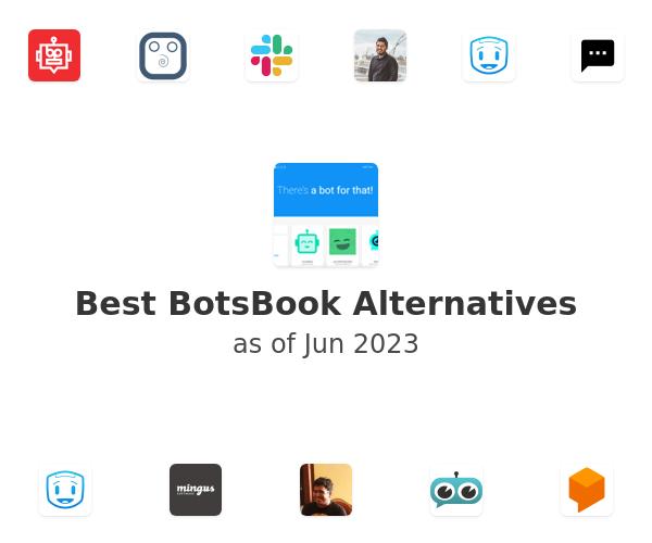 Best BotsBook Alternatives