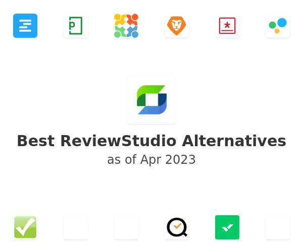 Best ReviewStudio Alternatives