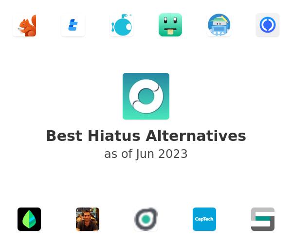 Best Hiatus Alternatives