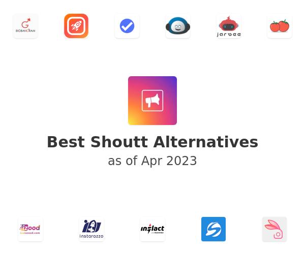 Best Shoutt Alternatives