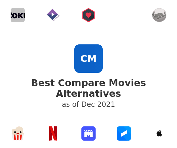 Best Compare Movies Alternatives