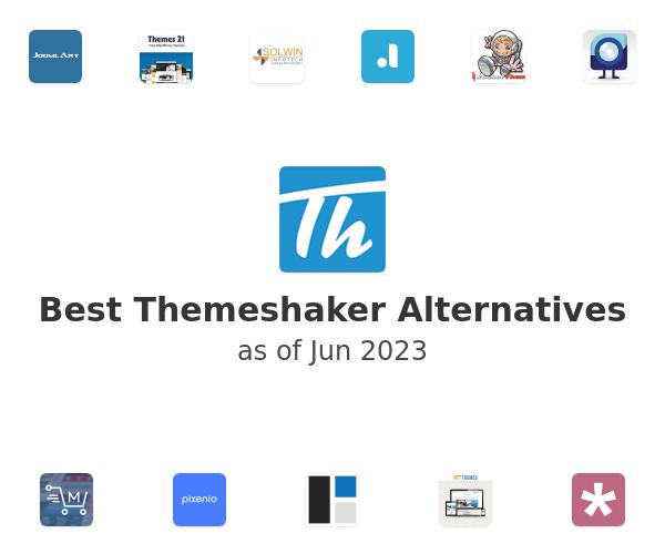 Best Themeshaker Alternatives
