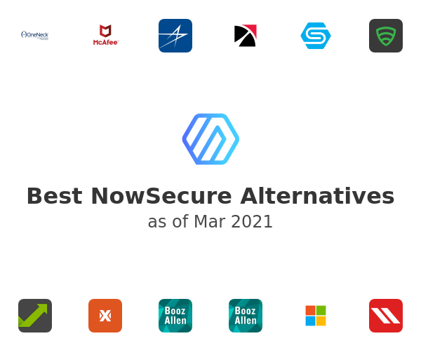Best NowSecure Alternatives