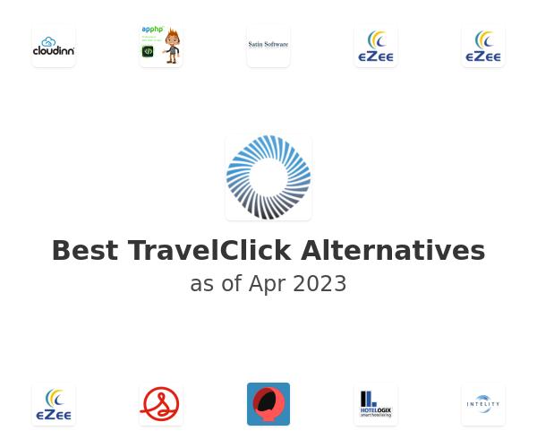 Best TravelClick Alternatives